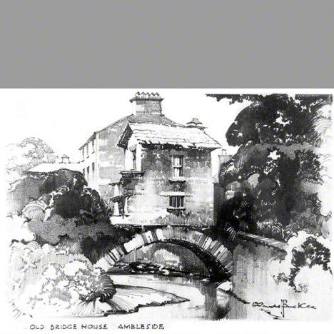 Ambleside The Old bridge House