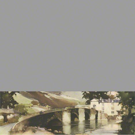 Print of Newby Bridge Windermere