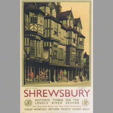 Shrewsburys Ireland's Mansion by Claude Buckle