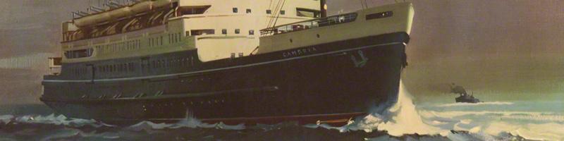 Holyhead Ferry slider image